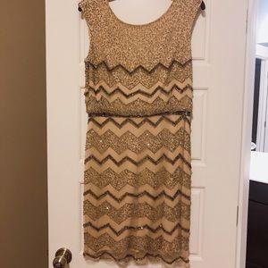 Classy sequined dress like new